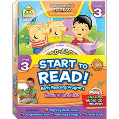 EARLY READING PROGRAM LEVEL 3 START TO READ