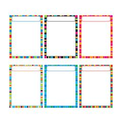 TREND ENTERPRISES STRIPE-TACULAR LEARNING CHARTS