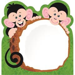 TREND ENTERPRISES MORE MONKEY MISCHIEF NOTE PADS