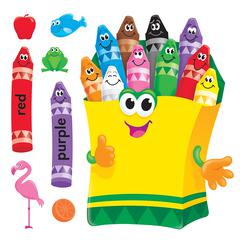 BB SET COLORFUL CRAYONS
