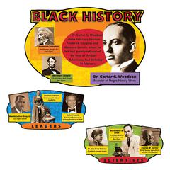 TREND ENTERPRISES BB SET BLACK HISTORY
