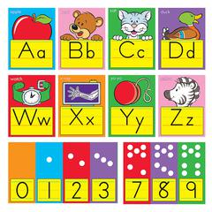 ABC FUN ALPHABET LINE-ZANER BLOSER 2 PRESS SHT