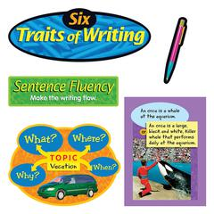 TREND ENTERPRISES SIX TRAITS OF WRITING