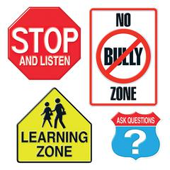 TREND ENTERPRISES BB SET LEARNING SIGNS