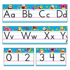 FROG TASTIC ALPHABET LINE STD MANUSCRIPT BB SET