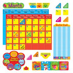 TREND ENTERPRISES CLASSIC CALENDAR DUO BB SET