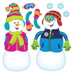 PLAYFUL SNOW PALS BB SET