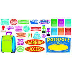 TREND ENTERPRISES PASSPORT TO LEARNING BB SET