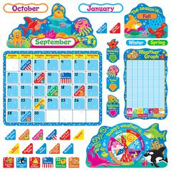 SEA BUDDIES CALENDAR BB SET