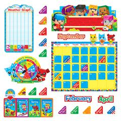 TREND ENTERPRISES BLOCKSTARS CALENDAR BB SET