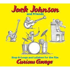 FLIPSIDE JACK JOHNSON CURIOUS GEORGE SOUNDTRACK CD