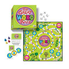 TALICOR THE GREAT WORD RACE GAME