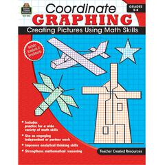 COORDINATE GRAPHING GR 5-8 NO CD INCLUDED