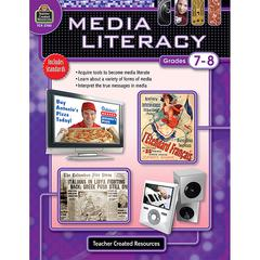TEACHER CREATED RESOURCES MEDIA LITERACY GR 7-8