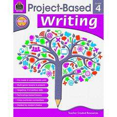 TEACHER CREATED RESOURCES PROJECT BASED WRITING GR 4