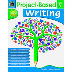 TEACHER CREATED RESOURCES PROJECT BASED WRITING GR 5