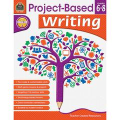 TEACHER CREATED RESOURCES PROJECT BASED WRITING GR 6-8