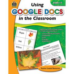 TEACHER CREATED RESOURCES USING GOOGLE DOCS IN YOUR CLASSROOM GR 4-5