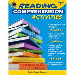 TEACHER CREATED RESOURCES GR 1-2 READING COMPREHENSION ACTIVITIES
