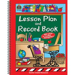 TEACHER CREATED RESOURCES LESSON PLAN AND RECORD BOOK DESK