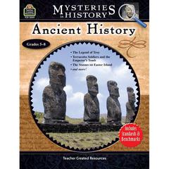 TEACHER CREATED RESOURCES MYSTERIES IN HISTORY ANCIENT