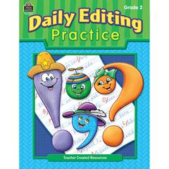 TEACHER CREATED RESOURCES DAILY EDITING PRACTICE GR 2