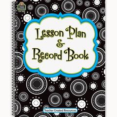 CRAZY CIRCLES LESSON PLAN RECORD BOOK
