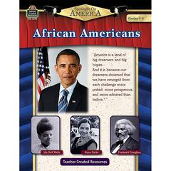 TEACHER CREATED RESOURCES SPOTLIGHT ON AMERICA AFRICAN AMERICANS GR 5-8