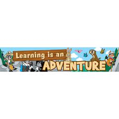 RANGER RICK LEARNING ADVENTURE BANNER