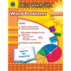 TEACHER CREATED RESOURCES DAILY WARM UPS WORD PROBLEMS GR 3