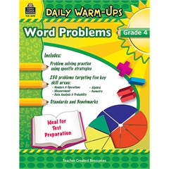 TEACHER CREATED RESOURCES DAILY WARM UPS WORD PROBLEMS GR 4