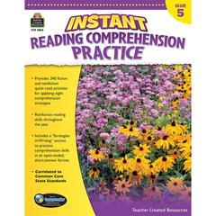 INSTANT READING GR 5 COMPREHENSION PRATICE