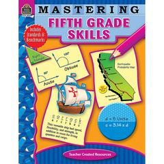 TEACHER CREATED RESOURCES MASTERING FIFTH GRADE SKILLS