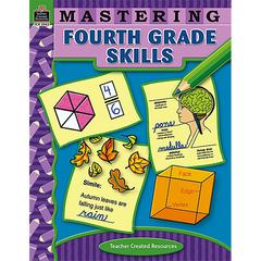 TEACHER CREATED RESOURCES MASTERING FOURTH GRADE SKILLS
