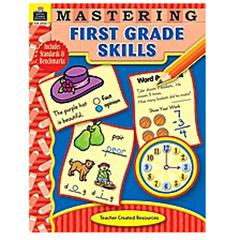 TEACHER CREATED RESOURCES MASTERING FIRST GRADE SKILLS