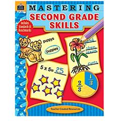 TEACHER CREATED RESOURCES MASTERING SECOND GRADE SKILLS