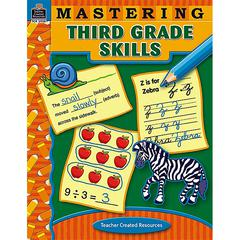 TEACHER CREATED RESOURCES MASTERING THIRD GRADE SKILLS