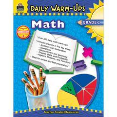 TEACHER CREATED RESOURCES DAILY WARM-UPS MATH GR 2