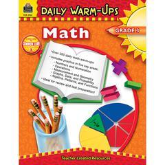 TEACHER CREATED RESOURCES DAILY WARM-UPS MATH GR 3