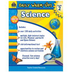 TEACHER CREATED RESOURCES DAILY WARM UPS SCIENCE GR 2