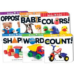 TEACHER CREATED RESOURCES BABY TALK BOARD BOOKS SET OF 6