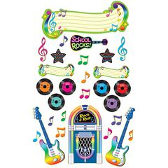 SCHOOL ROCKS BB SET