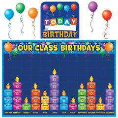 TEACHER CREATED RESOURCES BIRTHDAY GRAPH