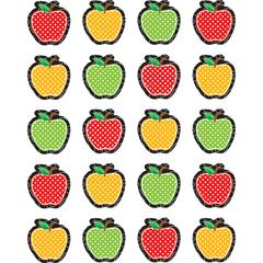 DOTTY APPLES STICKERS DIE CUT