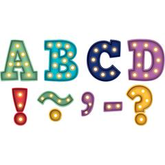 MARQUEE BOLD BLOCK 3IN MAGNETIC LETTERS