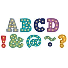 MARQUEE BOLD BLOCK 2IN MAGNETIC LETTERS