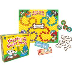 TEACHER CREATED RESOURCES DIGGING UP SIGHT WORDS GAME AGES 6 & UP