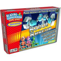 TEACHER CREATED RESOURCES ROBOT RESCUE GR 2-3 MAKING INFERENCES AND PREDICTING OUTCOMES