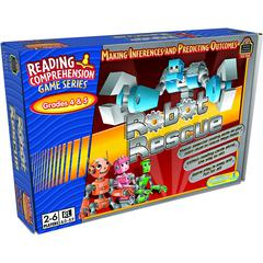 TEACHER CREATED RESOURCES ROBOT RESCUE GR 4-5 MAKING INFERENCES AND PREDICTING OUTCOMES