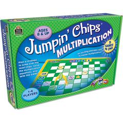 TEACHER CREATED RESOURCES JUMPIN CHIPS MULTIPLICATION